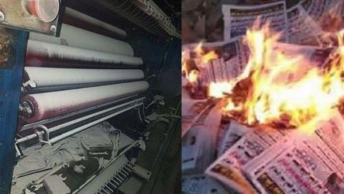 الاعتداءات على بعض وسائل الاعلام في عدن.. ما الجهة التي تقف خلفها وماذا تريد من وراء كل ذلك..!