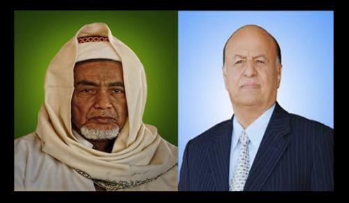 رئيس الجمهورية يعزي في استشهاد الحبيب عيدروس بن سميط