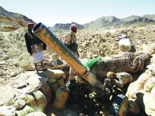 الجيش الوطني يقتحم أرحب ويلحق هزائم كبيرة بالحوثيين