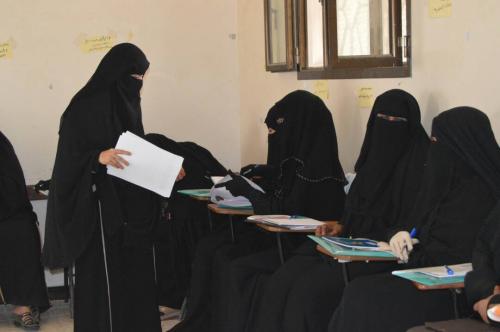 تدشين الدورة التدريبية الثانية في المعالجة المجتمعية لحالات سوء التغذية بالمهرة