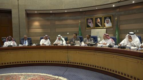 انعقاد اللقاء الاكاديمي الاول بين جامعة عدن وجامعة الملك عبدالعزيز بجدة