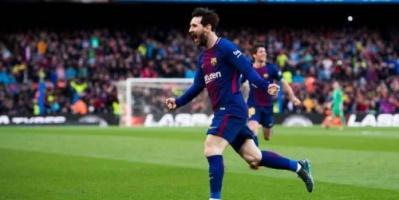 برشلونة يحسم القمة مع أتلتيكو بهدف ميسي