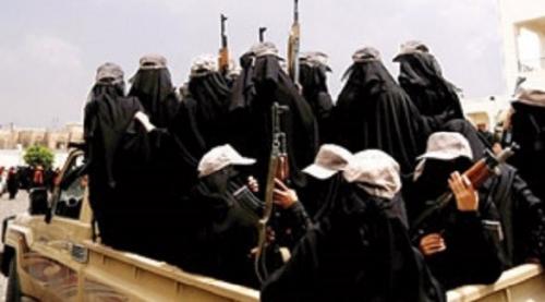 ميليشيا الحوثي تستأجر نساء للاحتفال بدفن الأطفال