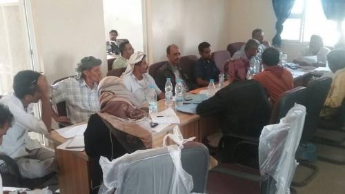 المجلس الانتقالي بأبين يعقد اجتماعه الدوري ويقف أمام العديد من القضايا السياسية والتنظيمية