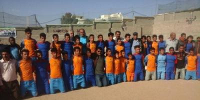 مدرسة الفقيد عبادي العوابل تتجاوز مدرسة الحدالي بخال برباعية وتصعد إلى النهائي