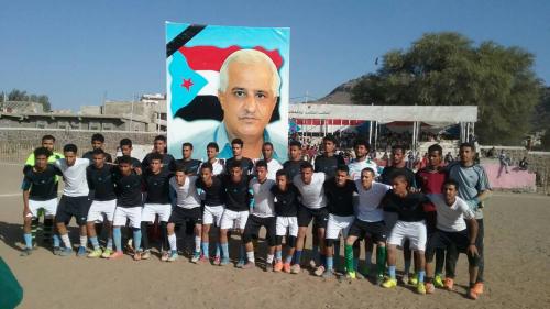 فريق الجليلة يتغلب على الحبيلين في رابع جولات دوري الشهيد القائد عبدالله الضالعي