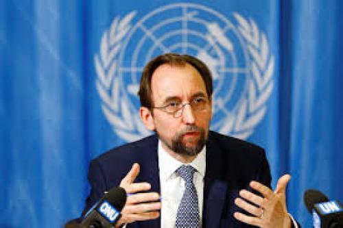 المفوض السامي: وضع اليمنيين في خطر ويعانون من قصف الميليشيا العشوائي