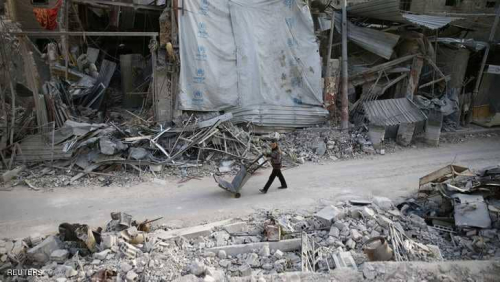 مزيد من القتلى بالغوطة.. والجيش السوري يتقدم