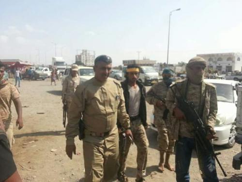 نجاة العميد صالح السيد مدير أمن لحج من محاولة اغتيال في منطقة الرباط