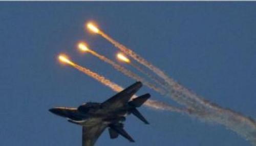 قتلى من الميليشيا بقصف جوي شرق محافظة صعدة