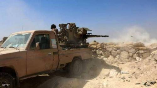 الشرعية تصد هجوما للانقلابيين في صرواح