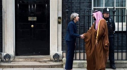 توقيع 18 اتفاقية اقتصادية بين جهات سعودية وبريطانية بـ 2 مليار دولار