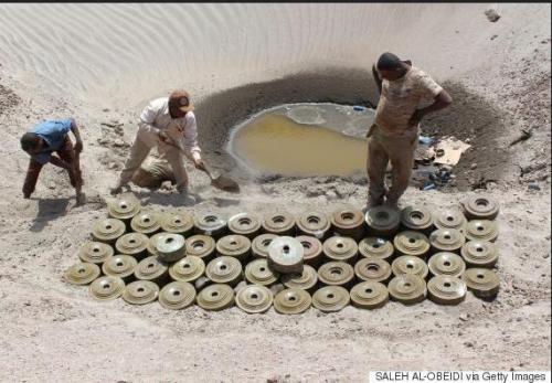 تحقيق لرويترز:  ألغام الحوثيين.. سبب آخر لشقاء اليمنيين