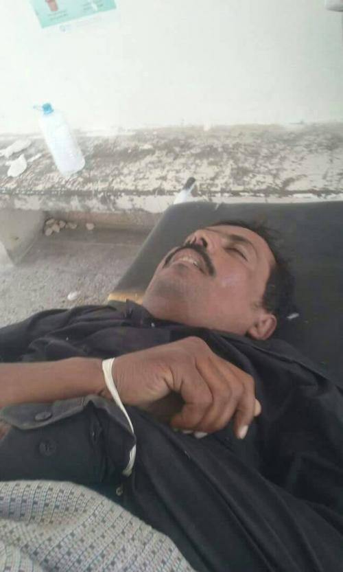مقتل قائد الحزام بمديرية المحفد وجندي اخر بظروف غامضة