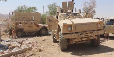 مصدر عسكري : 70 قتيلاً وجريحاً من الحوثيين سقطوا في حجة