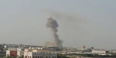 مقتل القيادي الحوثي علي المطري نجل إمام مسجد الصالح في غارات للتحالف بالساحل الغربي