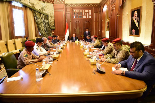 وكالة روسية : تغييرات واسعة في حكومة الرئيس هادي باليمن