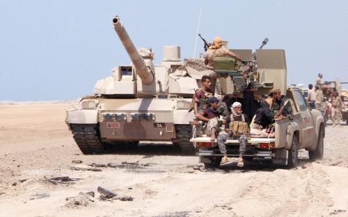 الجيش الوطني يسيطر على 5 مناطق في رازح صعدة ويحقق اختراقاً نوعياً بصنعاء