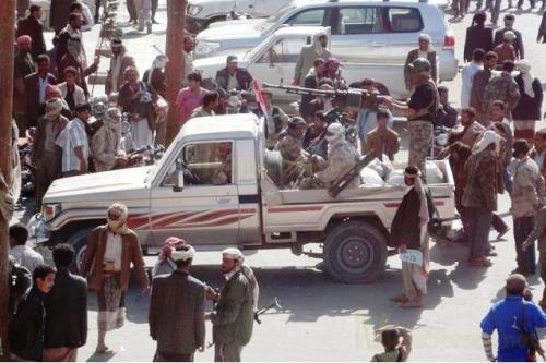مليشيات الحوثي تختطف مسؤول كبير من محافظة البيضاء