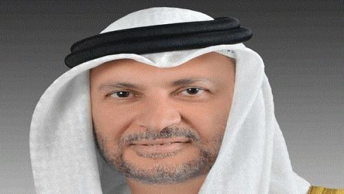 قرقاش : في أزمة قطر ظُلِم الشيخ خليفة كما يُظلم قائد غيره