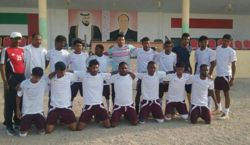 منتخب سقطري لكرة القدم يغادر إلى الإمارات لإقامة معسكر تدريبي و مباريات ودية