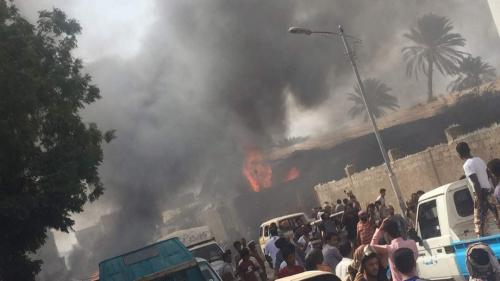 مصدر أمني: انفجار المنصورة ناتج عن عمل إرهابي استهدف مطبخا للحزام الأمني وسقوط قتلى وجرحى (حصيلة أولية)