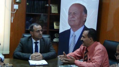 رئيس جامعة عدن : الأوطان لاتبنى إلا بسواعد ابنائها