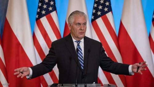 """ترامب يقيل تيلرسون ويعين مدير الـ""""سي.آي.إيه"""" وزيرا للخارجية"""