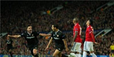 بالصور: بن يدر يفجر المفاجأة ويقتل أحلام مانشستر يونايتد في 4 دقائق