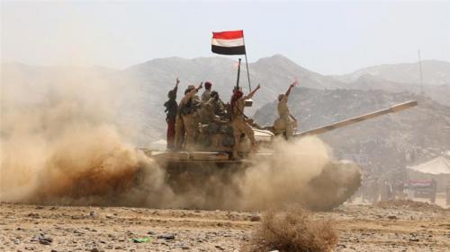 الجيش الوطني يحقق تقدماً ميدانياً كبيراً شرق صنعاء