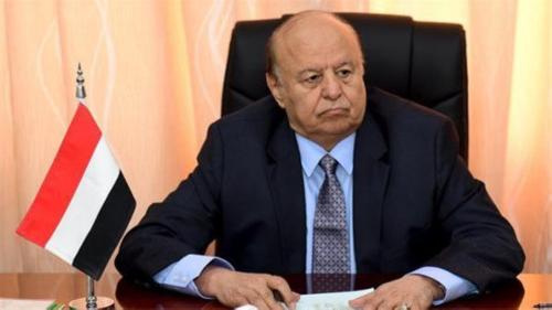 الرئاسة تكشف موعد لقاء هادي بالمبعوث الأممي الجديد وتنفي أي مفاوضات سرية مع الميليشيات