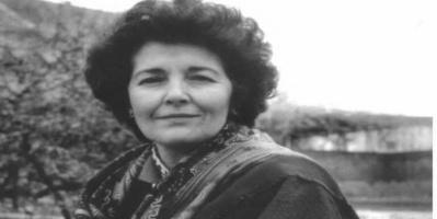 رحيل الأديبة اللبنانية العالمية إميلي نصر الله