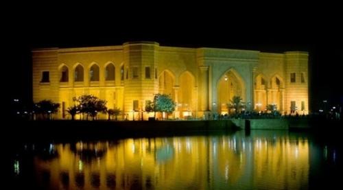 العراق: تحويل قصر صدام حسين إلى مبنى للجامعة الأمريكية