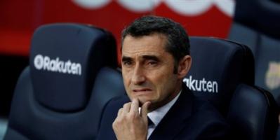 فالفيردي: برشلونة كان محظوظاً