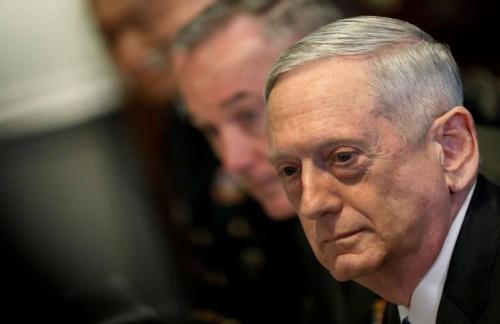 وزير الدفاع الأمريكي للكونجرس ..سحب الدعم الأمريكي للتحالف العربي سيشجع إيران على زيادة دعمها للحوثيين
