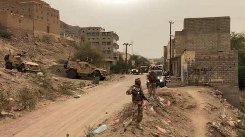 النخبة الشبوانية تلقي القبض على قيادي في تنظيم القاعدة بعد مواجهات عنيفة في منطقة ماس (الإسم)