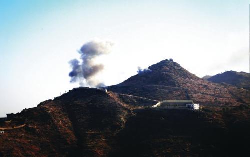 التحالف يدك تعزيزات عسكرية للحوثيين في الساحل الغربي