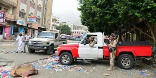 إغتيال جندي وسط مدينة تعز