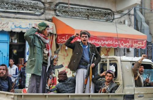 اعدام ثلاثة جرحى في جريمة بشعة هزت محافظة إب