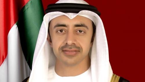وزير الخارجية الإماراتي : التدخلات الإيرانية والتركية في سوريا زادت الأمور تعقيدا