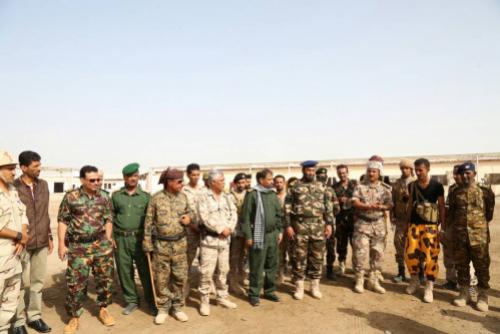 لقاء في عدن يناقش أوضاع قوات الأمن الخاصة في لحج والضالع