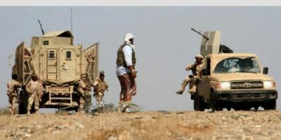 أبين : كمين مسلح يوقع قتلى وجرحى من قوات الحزام الأمني بمودية