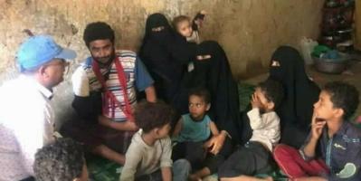 أسرة حميد في تعز ..  10 أفراد يواجهون القاتل الصامت