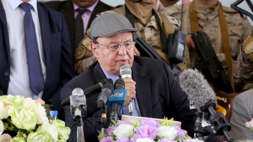 صحيفة دولية : هادي يلعب ورقة إحداث الشقاق داخل أسرة علي عبدالله صالح