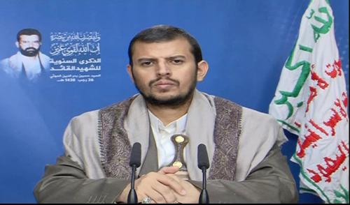 عبدالملك الحوثي يستنجد مجددا