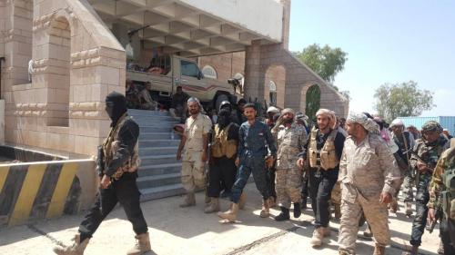 المجلس الانتقالي بالضالع يرحب بالحزام الامني ويعتبره رافدا إضافيا للقوى الأمنية المتواجدة