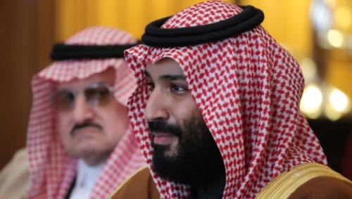 ولي العهد السعودي يغادر إلى الولايات المتحدة الأمريكية في زيارة رسمية