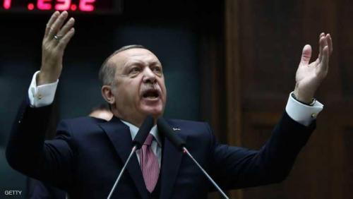 أردوغان يتوعد الأكراد.. هجوم على مدن سورية أخرى وصولا للعراق