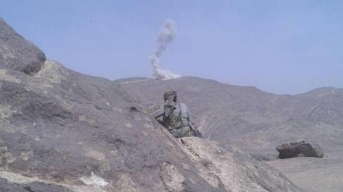 الجيش الوطني يواصل التقدم في البيضاء .. وإنهيار كبير للمليشيات