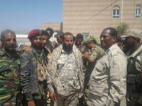 قائد قوات الحزام الأمني بالضالع: سنقطع كل من يقطع طريق أو من يأخذ ريال من سائق قاطرة